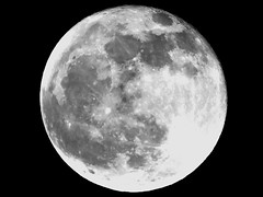 Last full moon of 2019 (Heather Smithers) Tags: last full moon 2019 lunar big detailed