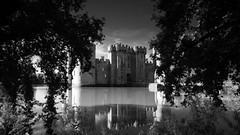 Bodiam Castle (davepickettphotographer) Tags: bodiamcastle castle nationaltrust nt bodiamcastlent trust property eastsussex uk england english britain robertsbridge 14thcentury moat moated historic history medieval county countryside outside eastern east landscape landscapes