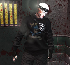 InSane (raien wolk) Tags: men emporio male rp roleplay backdrop blog blogger secondlife sl photomanipulation gay bisexual beard tattoo tatouages french spirit cx cerberusxing legalinsanity blood modulus bandana fashion homme