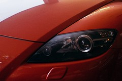 Zoom Zoom - Mazda RX8 (brett.m.johnson) Tags: mazda rx8 rotary renesis red sports car perth westernaustralia zoomzoom series1 leather bose collectable