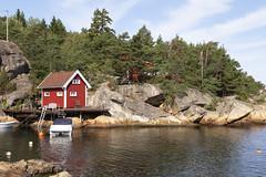 Edholmen 1.8, Hvaler, Norway (Knut-Arve Simonsen) Tags: edholmen kirkeøya hvaler norge норвегия norway noruega norwegen norvegia norvège नॉर्वे 挪威 ノルウェー நோர்வே νορβηγία sydnorge sørnorge østlandet glomma oslofjorden østfold norden scandinavia скандинавия э́стфолл фре́дрикстад гло́мма ослофьорд vann hav tre hytte brygge water sea cottage pier banco agua hierba árbol cabaña muelle wasser meer hütte acqua molo mare