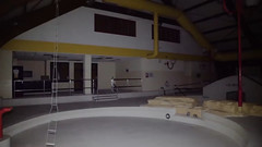 Harcourt Sands - AquaSplash Indoor Swimming Centre (RS 1990) Tags: harcourtsands holidaycamp resort uk unitedkingdom britain isleofwight aquaticcentre swimmingcentre pool leisure abandoned disused derelict aquasplash