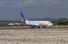 G-JZBO B737-800 Jet2 Faro 13-10-19 (cvtperson) Tags: gjzbo boeing 737800 jet2 faro fao lpfr
