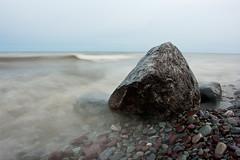 5129583075_60f3611172_o (RAStr) Tags: bodiesofwater geology greatlakes lakeontario beach rock waves hurontownship waynecony usa