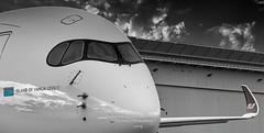 DQ-FAJ Fiji Airways Airbus A350-941 msn 320 (Florent Péraudeau) Tags: dqfaj fiji airways airbus a350941 msn 320