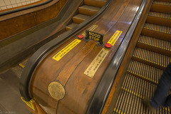 Jaspar (Tim Boric) Tags: antwerpen sintannatunnel roltrap escalator jaspar