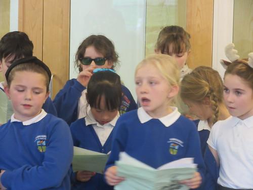 """""""Choir at Bowles Lodge"""""""