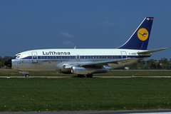 D-ABEQ (Lufthansa) (Steelhead 2010) Tags: lufthansa boeing b737 b737100 dreg dabeq