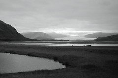Glaciar (David Efrén Mota) Tags: islandia iceland blancoynegro bw blackandwhite landscape paisaje naturaleza nature glaciar canon eos 650d 24mm outside
