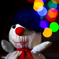 Hey it's that time of the year again, days are dark nights are cold, but it's warm and cosy at home. (happad fotografie) Tags: colorful christmas xmas holiday field snowman nikon seasonal fullframe nikkor depth 2470mm d610 color dof bokeh vibrant