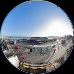 EOS 6D_Peter Harriman_10_16_15_08111__SunnyDay_dpp (petersnapsnap) Tags: suny day fisheye weymouth esplanade