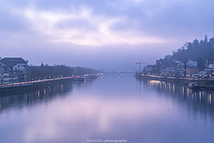 The Neckar River in Heidelberg in December 2019 II (boettcher.photography) Tags: heidelberg deutschland germany badenwürttemberg dezember december evening abend 2019 neckar river fluss altstadt heidelbergaltstadt oldtown oldtownofheidelberg langzeitaufnahme longexposure sashahasha boettcherphotography boettcherphotos