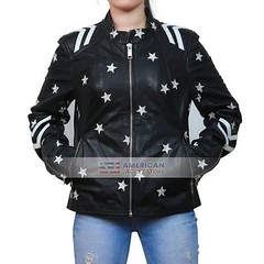shinna-womens-stars-embroidered-black-leather-jacket (Sophia gump) Tags: shinna womens stars embroidered black leather jacket star