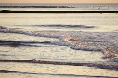 calm sea (Jos Mecklenfeld) Tags: zee meer sea noordzee nordsee northsea strand beach sunset sonnenuntergang zonsondergang sonya6000 sonyilce6000 sonye55210mmf4563oss sel55210 callantsoog noordholland netherlands