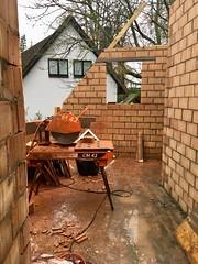 Roméo's bedroom (domit) Tags: new house construction bedroom belgium roméo wemmel site