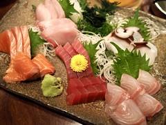 刺し盛り (arty822) Tags: food 肴