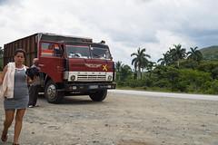 Cuba - Autopista Nacional (In.Deo) Tags: cuba autopistanacional countryside rural dkmino289 restaurant roadside