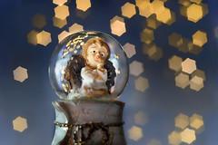 Waiting for Christmas (bresciano.carla) Tags: industar61lzf2850 pentaxk1 vintagelens bokeh starbokeh pentaxart star christmas stilllife