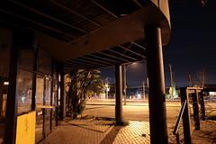 IMG_9927_ha (JoTomOz) Tags: night decay suburb restaurant