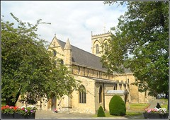 Grimsby Minster ... (** Janets Photos **) Tags: uk lincolnshire minsters churches grimsby