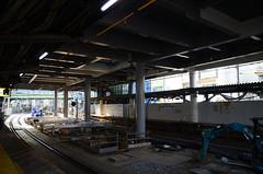 Yoyogi-hachiman Station under Construction in 2018 February: 2 (ykanazawa1999) Tags: construction yoyogihachiman station shibuya tokyo japan