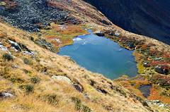 Gana Rossa (dino_x) Tags: panorama landscape mountains alpi alps switzerland lago lake water acqua montagna allaperto nature riflessi reflections paesaggio roccia autumn autunno