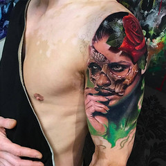 Best London tattoo artists (onedaystudio1design) Tags: one day tattoo studio best london artists