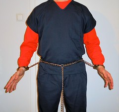 Peerless 7705 full harness (rainer/zufall) Tags: handcuffs inmate prisoner restraints shackles bellychains