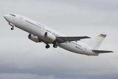 Calima Aero Boeing 737 EC-LTC (Rob390029) Tags: calima aero boeing 737 ecltc edinburgh airport edi