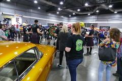 Portland roadster show (bballchico) Tags: portlandroadstershow portlandoregon carshow stpatricksday