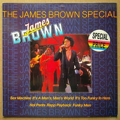 The James Brown Special [1980] (renerox) Tags: jamesbrown 70s funk soul lp lpcover lpcovers lps vinyl records