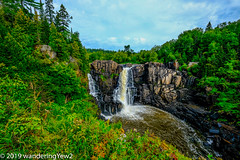 MinnesotaGrandPortageStateParkHighFalls-2072 (wanderingYew2 (thanks for 5M+ views!)) Tags: canada grandportagestatepark highfalls minnesota minnesotanorthshore ontario pigeonriver pigeonriverprovincialpark statepark uscanadaborder unitedstates unitedstatescanadaborder border park waterfall
