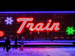 CP Rail Holiday Train (Tony Webster) Tags: annandale cp cpholidaytrain cprail canadianpacific holidaytrain minnesota train winter unitedstatesofamerica