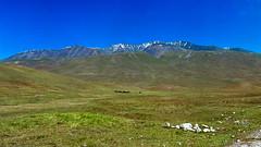 [128] (fotor0man[TianShan2002]) Tags: ef28105f3545iiusm eos300 landscape mountains tyanshan kyrgyzstan filmshot fujifilm nature dslrscan negativelabpro