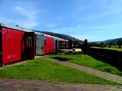 Carrog Railway Station North Wales Sept 2019 Sony HX60-V (mrd1xjr) Tags: carrog railway station north wales sept 2019 sony hx60v