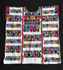 Amuzgo Huipil Guerrero Mexico Textiles (Teyacapan) Tags: embroidery textiles mexican amuzgo guerrero huipils ropa clothing vestimenta