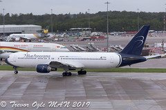 DSC_6521Pwm (T.O. Images) Tags: ibpad blue panorama boeing 767 man manchester