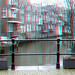 Regen Kerstmarkt Dordrecht 2019 3D