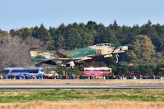 JASDF RF-4E (masahikohirano) Tags: japan ibaraki hyakuri jasdf phantom 日本 茨城県 百里基地 小美玉市 rf4e