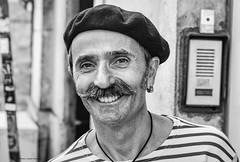 (Laszlo Horvath.) Tags: nikond7100 nikon50mmf18g portrait portraiture lisbon lisboa lisszabon portugalia monochrome blackandwhite blackwhite black white bw