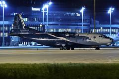 Antonov An-12BK - EW-484TI - HAJ - 13.12.2019(1) (Matthias Schichta) Tags: haj eddv hannoverlangenhagen antonov an12 rubystar ew484ti planespotting flugzeug flugzeugbilder