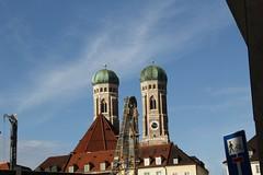 Munich Church (David K. Edwards) Tags: church abc tower munich