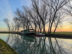 Quiet afternoon (Remidott53) Tags: navigliobrenta moranzani quiet quiete pomeriggio afternoon