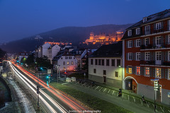 Heidelberg Blue Hour View - December 2019 III (boettcher.photography) Tags: heidelberg deutschland germany badenwürttemberg dezember december evening abend 2019 schloss castle schlossheidelberg heidelbergcastle altstadt heidelbergaltstadt oldtown oldtownofheidelberg langzeitaufnahme longexposure blauestunde bluehour illuminated beleuchtet sashahasha boettcherphotography boettcherphotos