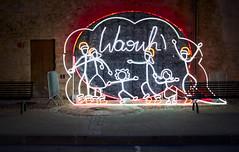 Waouh ! (Phil_Heck) Tags: déco fête lumineux lumières décoration illuminations néons