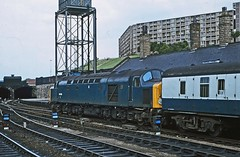 40050 (paul_braybrook) Tags: class40 englishelectric type4 diesel sheffield southyorkshire railway trains