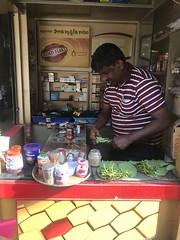 Last day Hyderabad (lakshmi_amman) Tags: hyderabad pan food