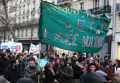General Strike (quinnums) Tags: paris greve