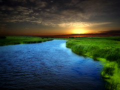 James River 18 (Bill Tanata) Tags: landscape rural prairie river jamesriver sunset grass field outdoors country countryside photoart northdakota