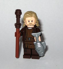 luke skywalker jedi exhile lego 75245 1 star wars advent christmas calender 2019 day 08 luke skywalker jedi exile minifigure with fish and pole a (tjparkside) Tags: day 9 nine old luke skywalker ahchto island ahch jedi exile fish fishing pole tlj last episode 8 eight viii minifigure minifigures mini fig figs figure figures lego 75245 752451 star wars advent calender christmas countdown 2019 sw seasonal licensed